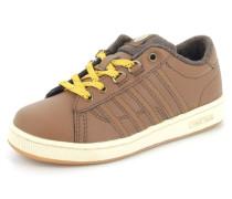 Sneaker Hoke Plaid braun
