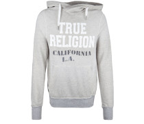 Sweatshirt 'hoody California' grau