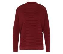 Oversized Pullover 'Sflaua' bordeaux