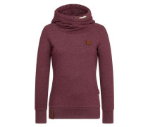 Female Hoody 'Ralle Rizzo Pimped IV' rot
