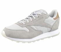 Sneaker 'Classic Leather Sea-Worn' creme / taupe
