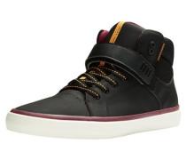 Mid cut Sneaker grau