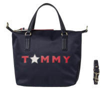 Tasche 'poppy Small Tote Tommy Star' navy