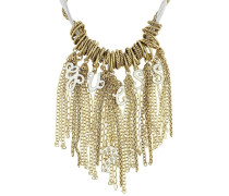 Halskette gold / silber