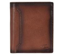 'Toldeo' Geldbörse Leder 11 cm braun