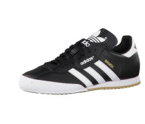 Sneaker 'Samba Super' schwarz / weiß