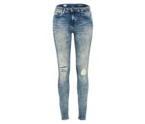 Ripped Jeans 'como RW Karina' blue denim