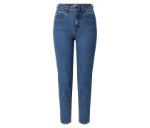 Mom-Jeans 'vinnie' blue denim