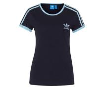 T-Shirt 'Sandra' blau