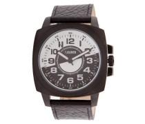 Armbanduhr 'so-2370-Lq' dunkelbraun