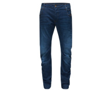 Jeans in Slim Fit 'Arc 3D' dunkelblau