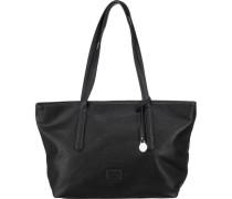 Prag Handtasche schwarz
