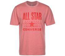 T-Shirt 'All Star' hellrot / rot