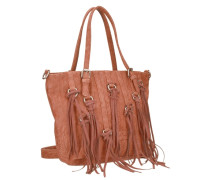 Crissy Kuba Shopper Tasche 40 cm orange