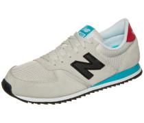 Sneaker 'u420' beige / türkis / grenadine