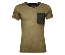 Shirt 'MT Andi round' khaki