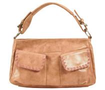 Amina Vintage Handtasche 36 cm braun