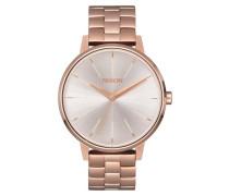 Armbanduhr 'Kensington' (Gehäuse: 33 mm) gold / weiß