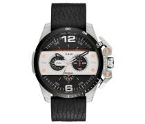 Chronograph »Ironside« schwarz / silber