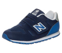 Ka373-Bri-M Sneaker Kleinkinder blau
