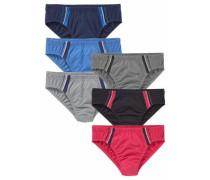 Slips (3er/6er Pack) mischfarben
