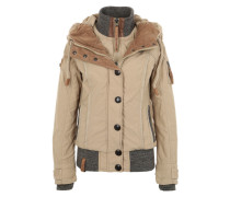 Winterjacke 'Shortcut Iii' sand