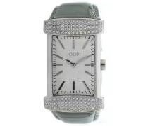 Armbanduhr Glam Jp100552F08 grasgrün / silber