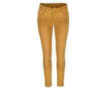 Gerade Jeans 'Dream Skinny' gelb