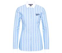 Gestreiftes Hemd 'jacinta Oxford STP Shirt LS W2'
