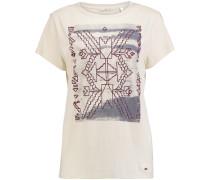 T-Shirt 'sandspit' grau