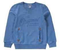 Sweatshirt Samuel blau