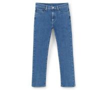 High Waist-Jeans Alexa blau