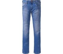 Jeans Amelyn Skinny für Mädchen himmelblau