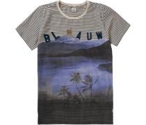 Baby Jeans für Jungen beige / blau