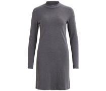 Einfaches Kleid grau