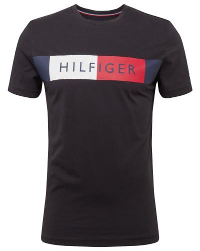 Shirt 'Stripe' schwarz