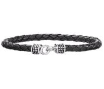 Armband »C4183B/90/00/21« schwarz / silber