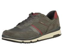 Sneaker schlammfarben / rostrot