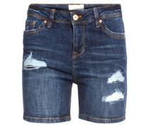 Denim Shorts 'Cajsa' blue denim