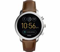 Q Explorist Ftw4003 Smartwatch (Android Wear) braun