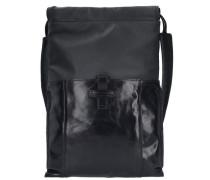 B_Hydro Rucksack Leder 46 cm schwarz