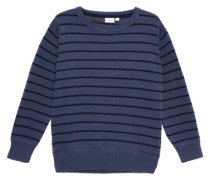 Pullover 'nitvernon' blau