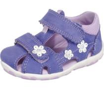 Kinder Sandalen WMS-Weite M4 lila