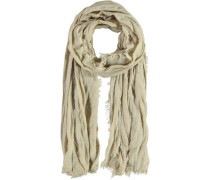 Viskose Schal beige