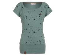 Jerseyshirt 'I am Star Oglum' grün
