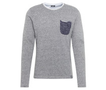 Sweatshirt 'johann' grau