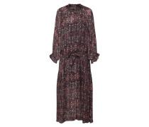 Kleid 'Signe SS Maxi Dress' schwarz