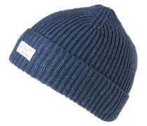 Mütze 'Nicholson' dunkelblau