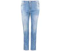 Jeans Anbass Comfort Denim blau