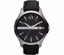 Quarzuhr »Ax2101« schwarz